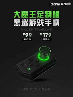 Redmi announced K20, Redmi K20 Pro gamepad : Check Price, features