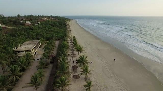 Plage, Cap Skirring, Casamance, ziguinchor, vacance, loisirs, sortie, détente, sports, LEUKSENEGAL, Dakar, Sénégal, Afrique