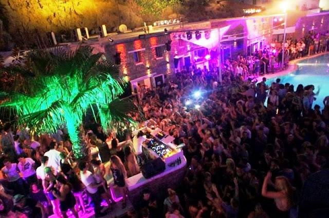 Paradise Club, Mykonos