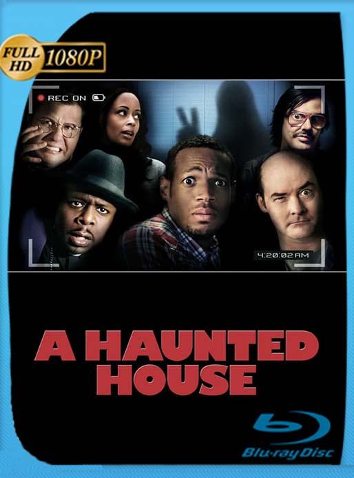 Y Donde Esta el Fantasma 2013 1080p Latino Mexicano y Latino (A Haunted House) [Google Drive] Tomyly