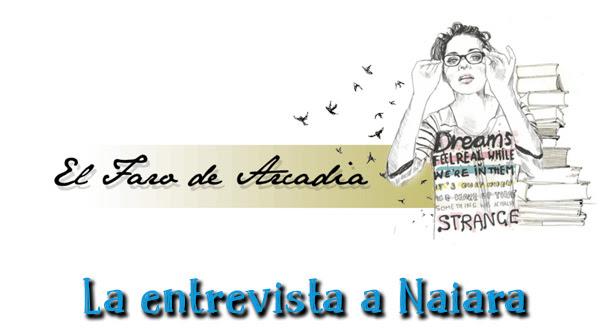 Hoy en la entrevista de Mini-Fu tenemos a Naiara del blog El Faro de Arcadia