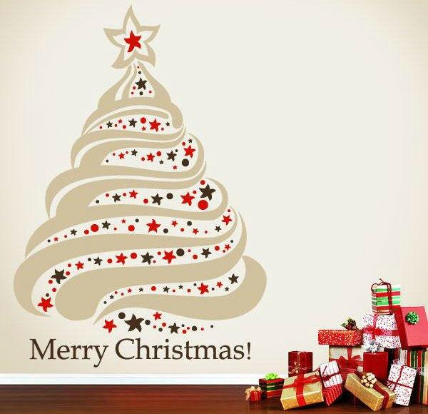 5 Ideas De Arboles De Navidad De Diseno Minimalista Decoracion - Arbol-navidad-diseo