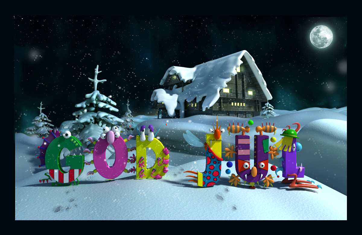 Christmas Wallpapers And Images And Photos: 3d Christmas