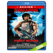 Rambo: Primera Sangre (1982) BRRip 720p Audio Dual Latino-Ingles
