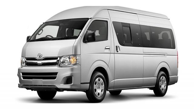 Rental Mobil Hiace Termurah Di Palembang