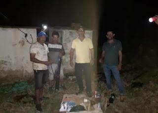 Prefeitura instala bomba nova e normaliza abastecimento de água em João da Silva e Sítio Novo