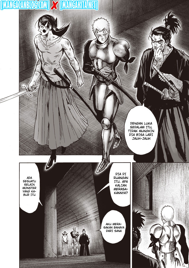 Onepunch-Man: Chapter 164 - Page 13