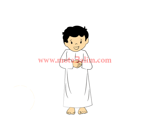 كيفية الصلاة بالصور والكتابة