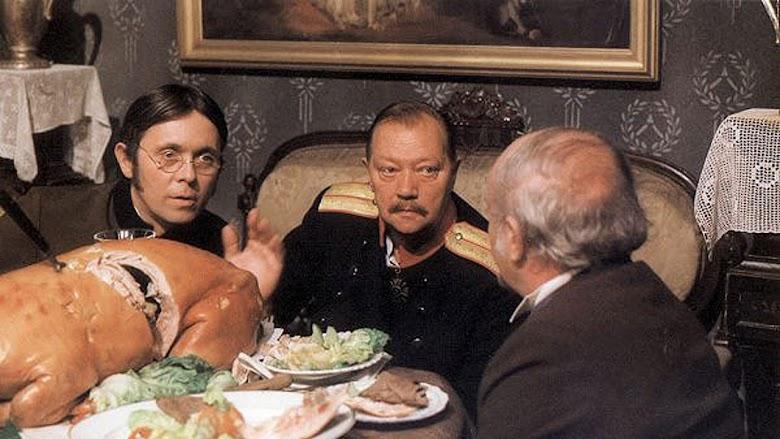 Švédská zápalka (1983)