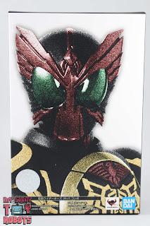SH Figuarts Shinkocchou Seihou Kamen Rider OOO TaToBa Combo Box 01