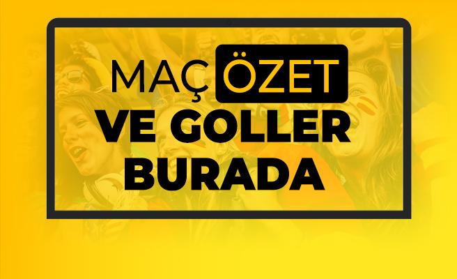 Beşiktaş Altay maç özeti izle