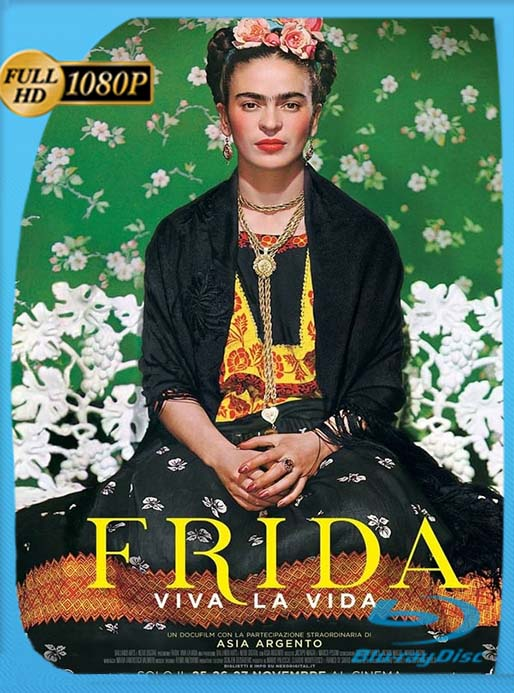 Frida Viva la vida (2019) Documental HD 1080p Latino [GoogleDrive] [tomyly]