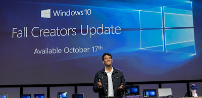 Perkenalan Dengan Windows 10 Fall Creators Update