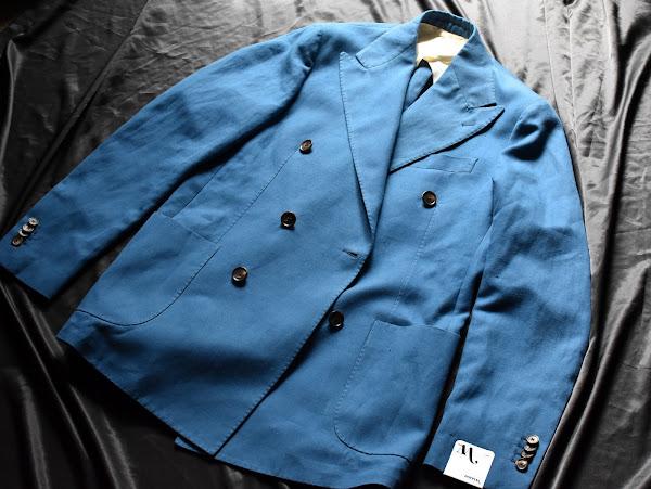 DOPPIAA(ドッピア・ア)のテーラードジャケット