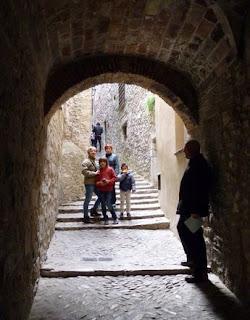 Girona es una ciudad realmente preciosa.