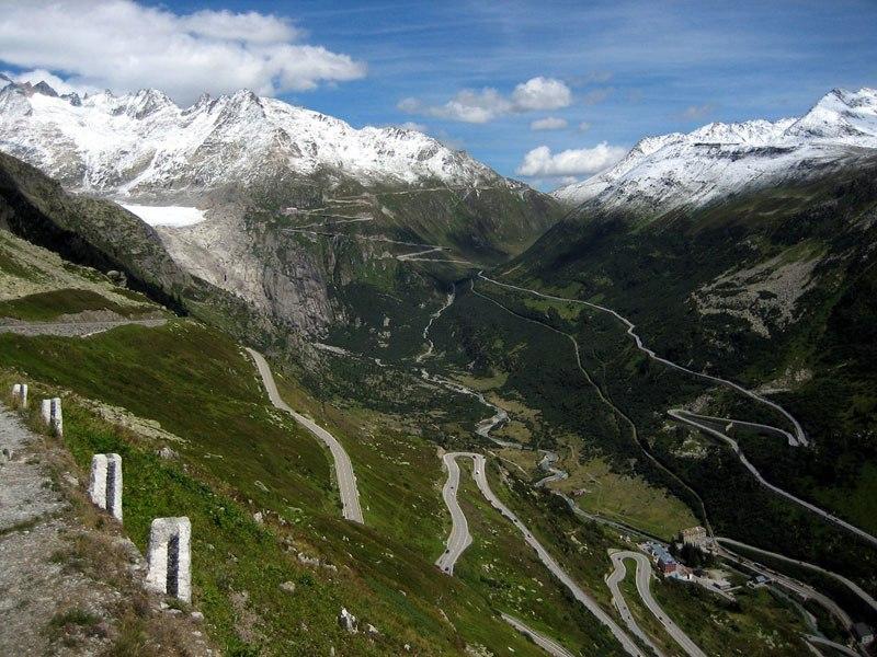 Furka Pass | Suiça