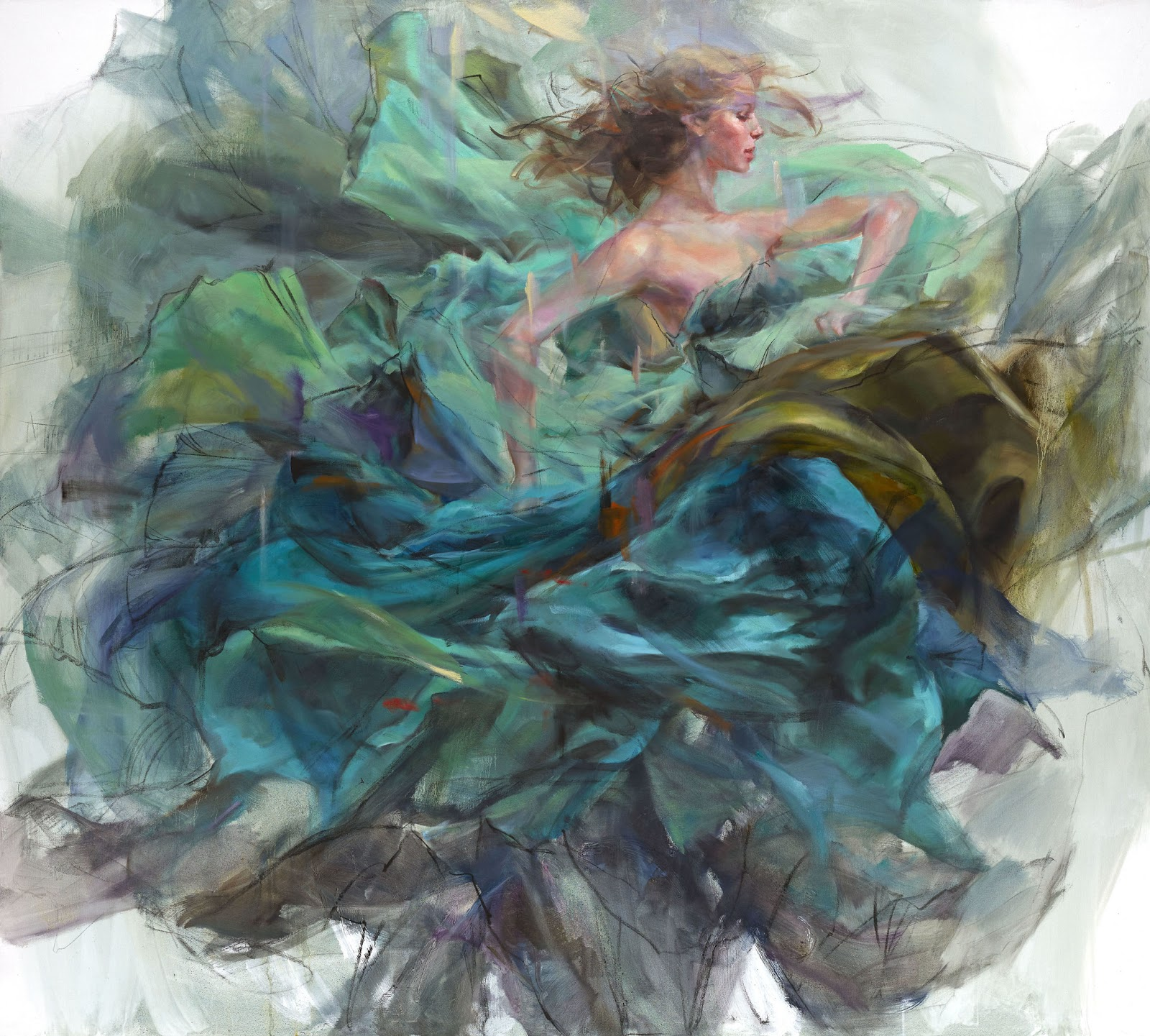 Anna Razumovskaya Emerald Splendor