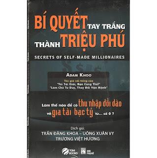 Bí Quyết Tay Trắng Thành Triệu Phú ( tái bản ) ebook PDF-EPUB-AWZ3-PRC-MOBI