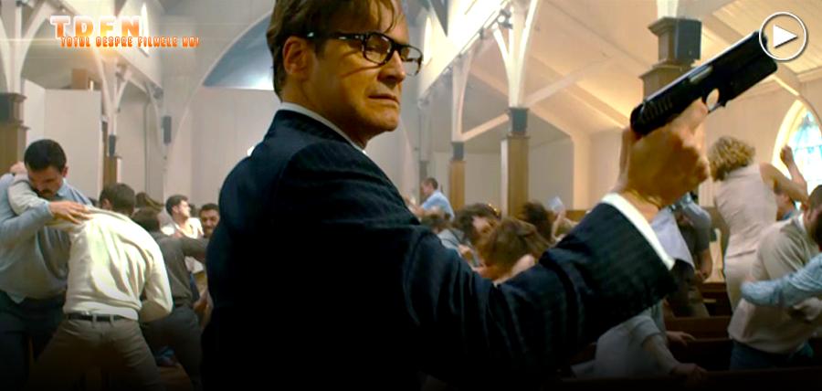 COLIN FIRTH Antrenează Super Spioni În Noul Trailer Pentru KINGSMAN: THE SECRET SERVICE