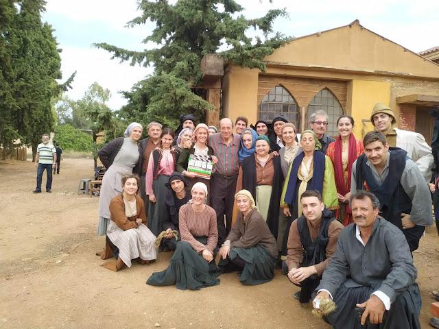 """46 ηθοποιοί από την Αργολίδα υπό την σκηνοθεσία Μανουσάκη στο """"Κόκκινο ποτάμι"""""""