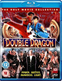 Doble Dragón: La Película [BD25] *Con Audio Latino