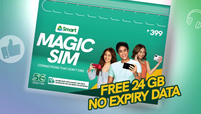 Smart Magic SIM 5G