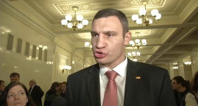 """Кличко заявив, що правоохоронці """"кошмарять"""" столичну владу"""