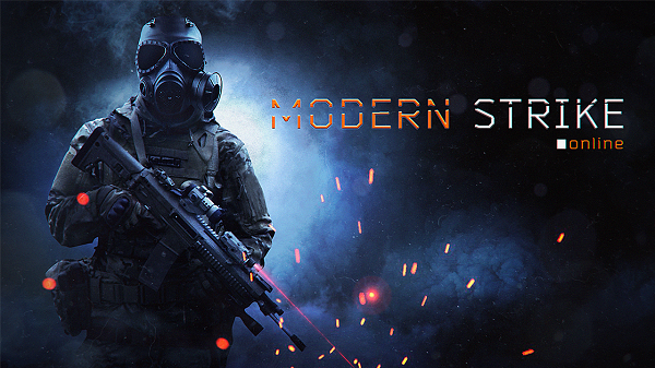 Download Modern Strike Online MOD APK Unlimited Ammo
