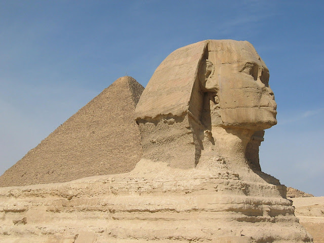 Sphinx of Egypt, sphinx, Egypt Sphinx