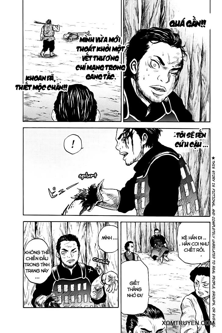 Horizon (okada takuya) chap 34 trang 3