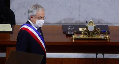 OPINIÓN: Lo que faltó en la Cuenta Pública de Piñera.