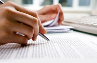 Pengertian, Cara dan Contoh Menyunting Karangan (Teks) Terlengkap