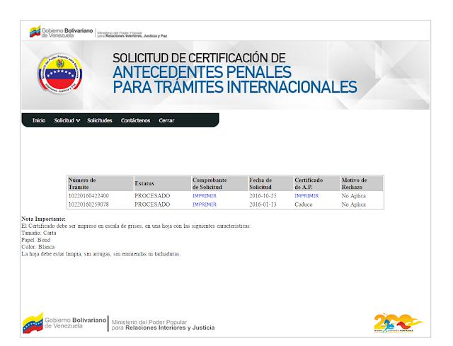 Tr mites y recomendaciones para vivir y trabajar en ecuador for Certificado ministerio del interior