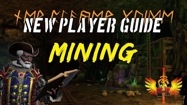 How To Get Started In Mining In New Britannia • Shroud Of The Avatar