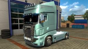 Scania R700 truck mod