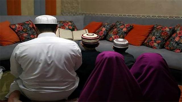 شرح طريقة صلاة عيد الاضحى في المنزل