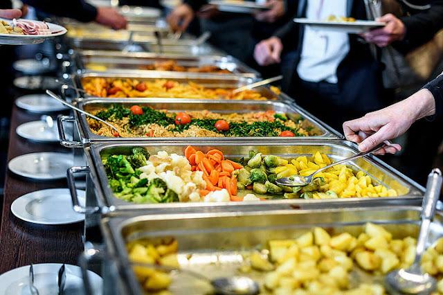 buffet nhà hàng