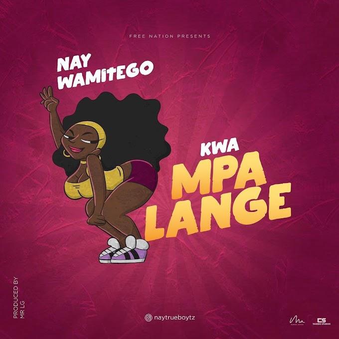 AUDIO : Nay Wa Mitego - Kwa Mpalange || DOWNLOAD