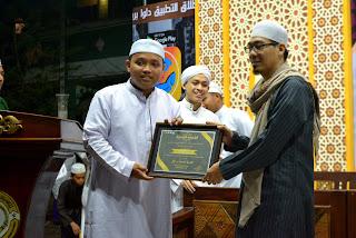 Qismu Lughah Bersama Ajyal Zein Membuat Kegiatan Pertama Kali dalam Sejarah Ponpes Dalwa pada  Peringatan Bahasa Arab Sedunia |Dalwa Berita | Dalwa