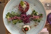Vegan food a Torino