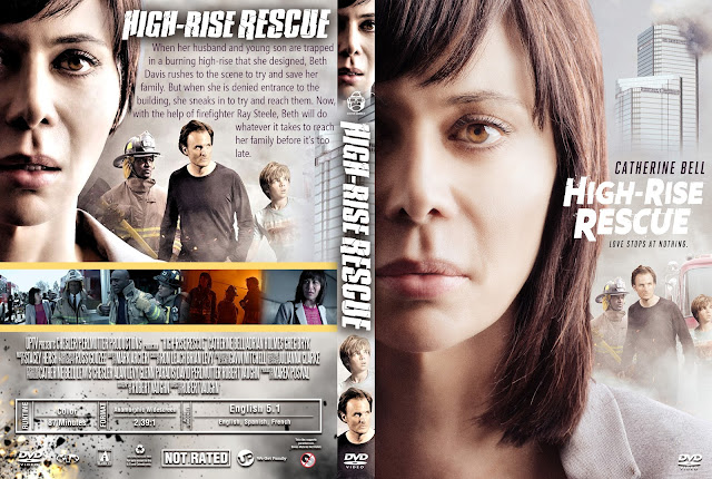 High-Rise Rescue DVD Cover