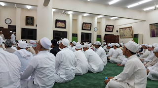 Suasana Haul Abuya Sayyid Muhammad bin Alawi Al Maliki Al Hasani