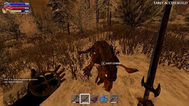 Savage Lands PC Games Gameplay