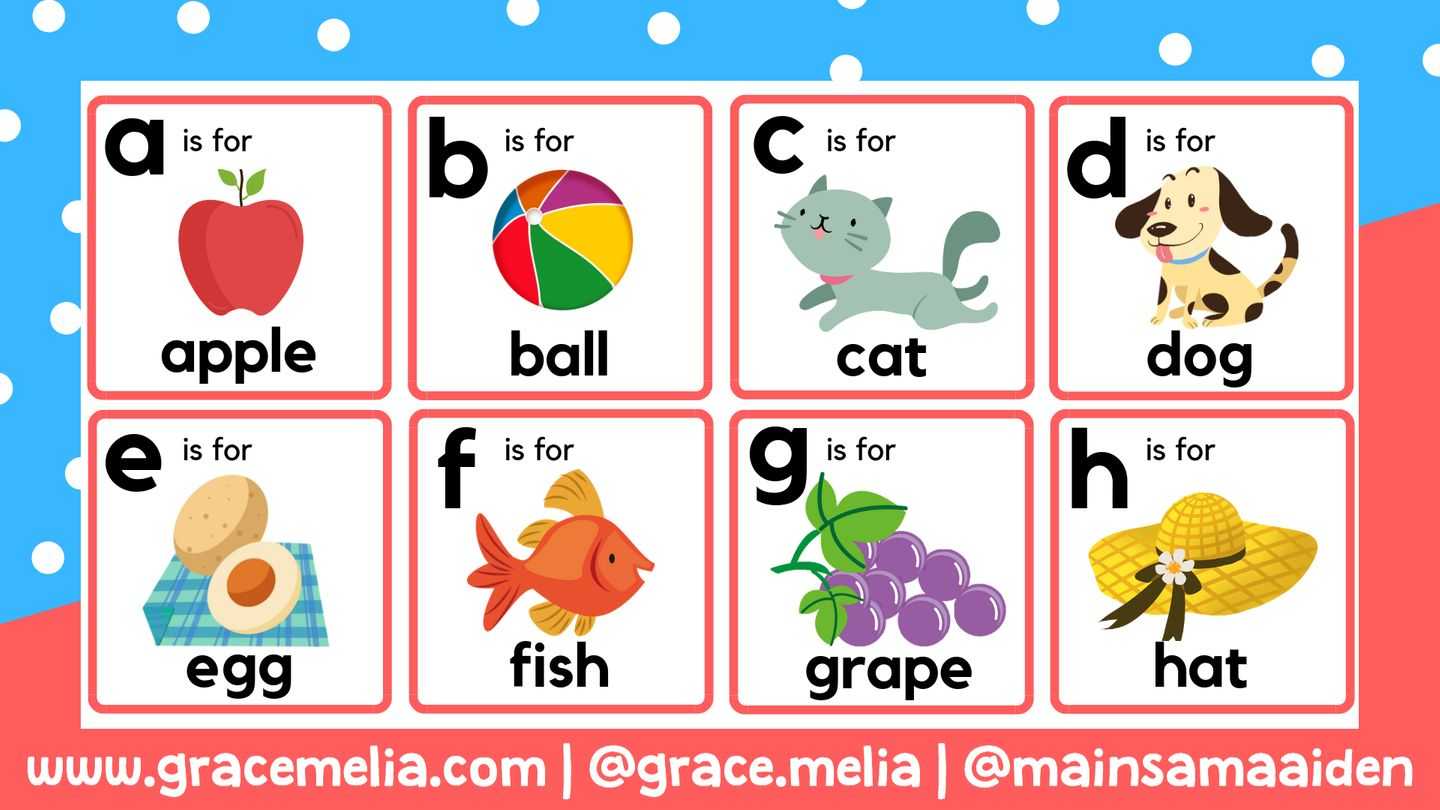 picture relating to Printable Alphabet Flash Cards titled MainSamaAiden: Alphabet Playing cards (English) Absolutely free Printable