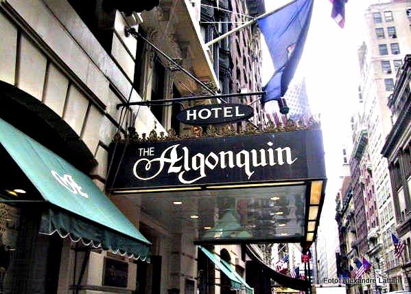 Hotel Algonquin, Nova York