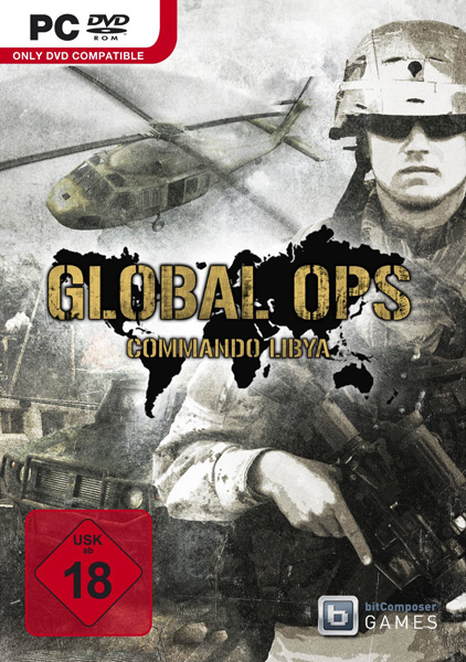 Global OPS Commando Libya PC 1 Link Español