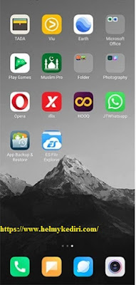 Mengirim Aplikasi Android Lewat Bluetooth