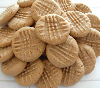 Joey's Peanut Butter Cookies Recipe
