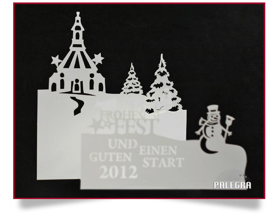 Weihnachtskarten Berlin.Zeit Für Laser Weihnachtskarten Creativ City Berlin