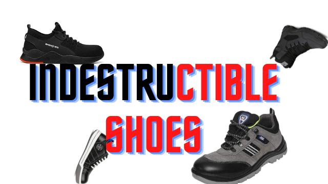 Top 10 indestructible shoes for Men.